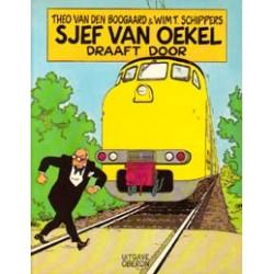 Sjef van Oekel 01 Draaft door 1e druk 1982