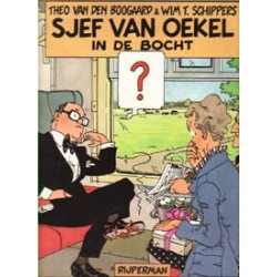 Sjef van Oekel 00 In de bocht 1e druk 1981