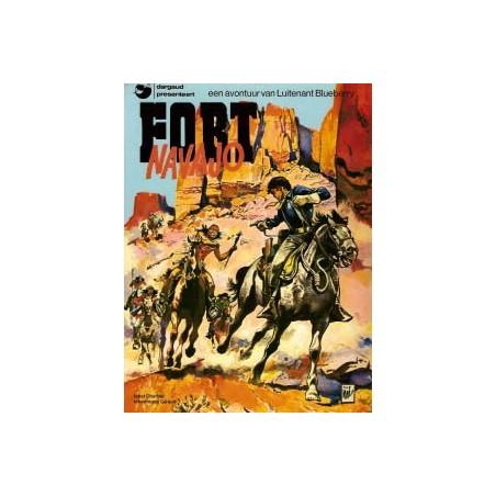 Blueberry 01* - Fort Navajo 1e druk  1976
