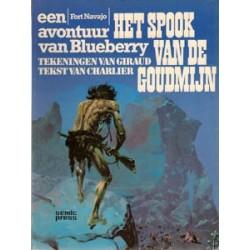 Blueberry 12* - Het spook van de goudmijn 1e druk 1975