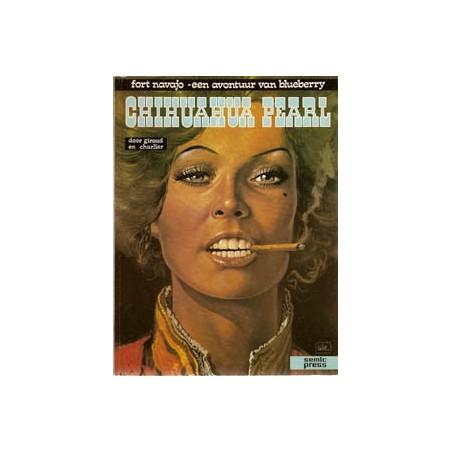 Blueberry 13* Chihuahua pearl 1e druk Semic 1975