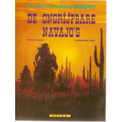 Blueberry 20* - De ongrijpbare Navajo's 1e druk 1982