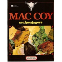 Mac Coy 07<br>Scalpenjagers<br>1e druk 1982