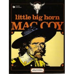 Mac Coy 08<br>Little Big Horn<br>1e druk 1982