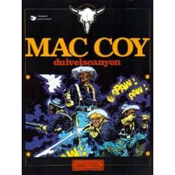 Mac Coy 09<br>Duivelscanyon<br>1e druk 1984