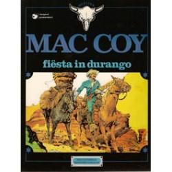 Mac Coy 10 Fiësta in Durango 1e druk 1983
