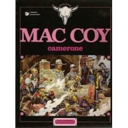 Mac Coy 11<br>Camerone<br>1e druk 1983