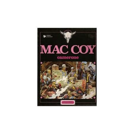 Mac Coy 11 Camerone 1e druk 1983