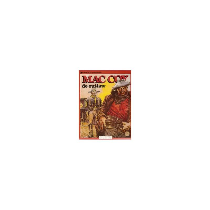 Mac Coy 12 De outlaw 1e druk 1985