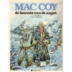 Mac Coy 13<br>De heuvels van de angst<br>1e druk 1987