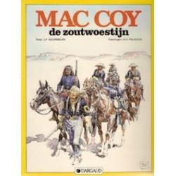 Mac Coy 14<br>De zoutwoestijn<br>1e druk 1988