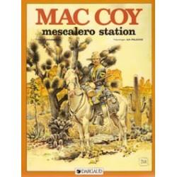Mac Coy 15<br>Mescalero station<br>1e druk 1989