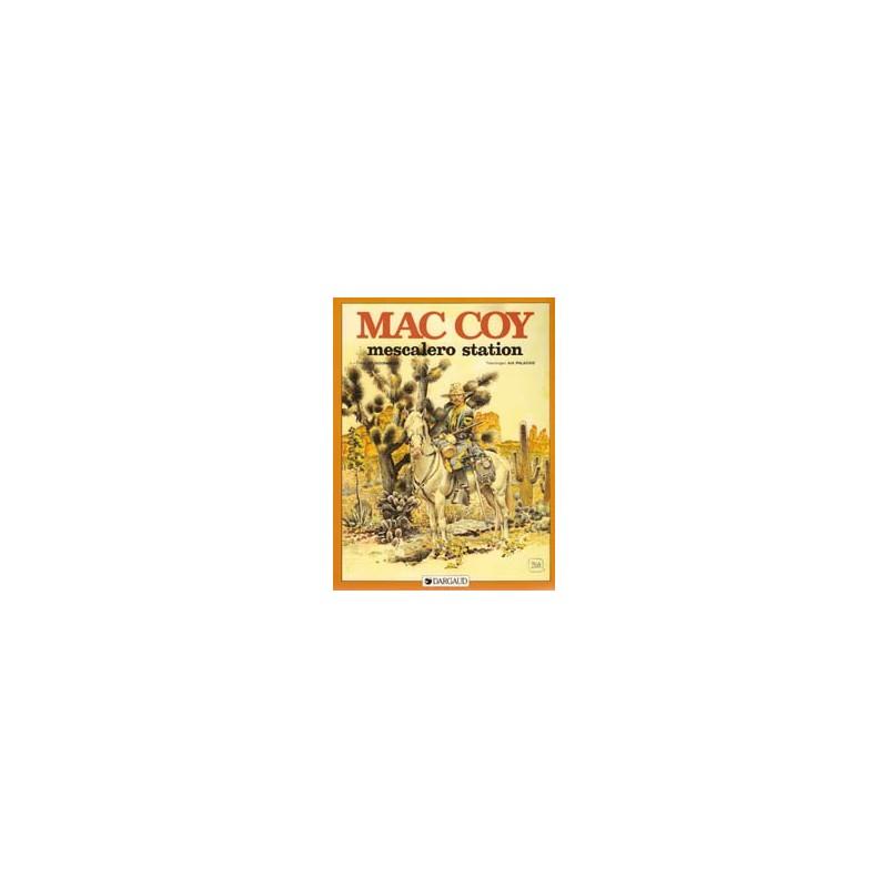 Mac Coy 15 Mescalero station 1e druk 1989