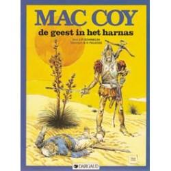 Mac Coy 16<br>De geest in het harnas<br>1e druk 1990