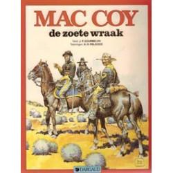 Mac Coy 17 De zoete wraak 1e druk 1991