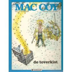 Mac Coy 18 De toverkist 1e druk 1993