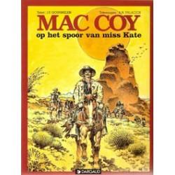 Mac Coy 21 Op het spoor van Miss Kate 1e druk 1999