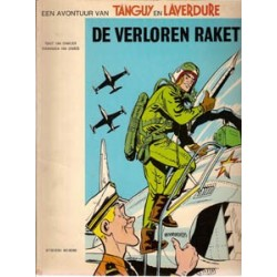 Tangy & Laverdure<br>01 De verloren raket<br>1e druk 1970
