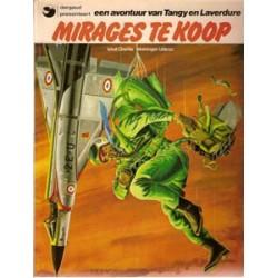Tangy & Laverdure<br>05 Mirages te koop<br>1e druk 1977