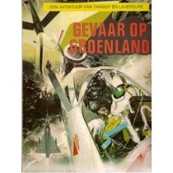 Tangy & Laverdure<br>06 Gevaar op Groenland<br>1e druk 1970