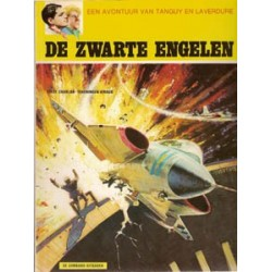 Tangy & Laverdure<br>09 De zwarte engelen<br>1e druk 1971