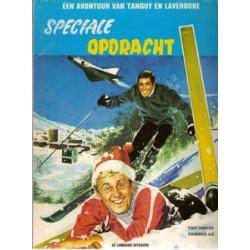 Tangy & Laverdure<br>10 Speciale opdracht<br>1e druk 1971