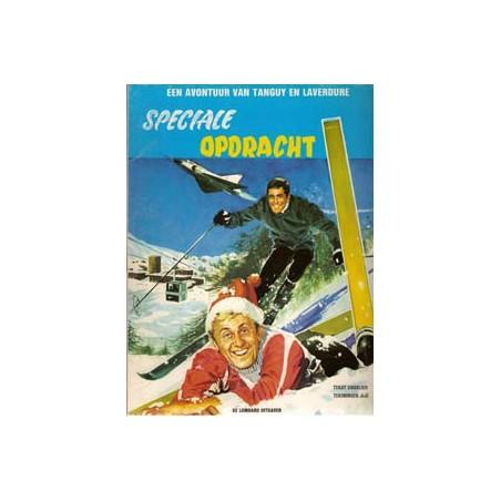 Tangy & Laverdure 10 Speciale opdracht 1e druk 1971