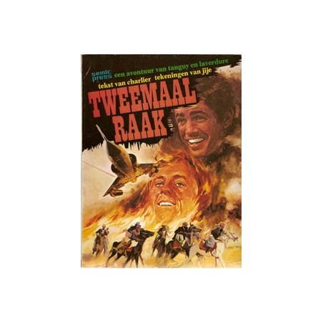 Tangy & Laverdure 11 Tweemaal raak 1e druk 1974