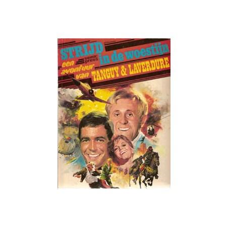 Tangy & Laverdure 12 Strijd in de woestijn 1e druk 1974