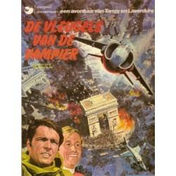 Tangy & Laverdure<br>13 Vleugels van de Vampier<br>1e druk 1978