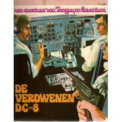 Tangy & Laverdure<br>16 De verdwenen DC-8<br>1e druk 1976