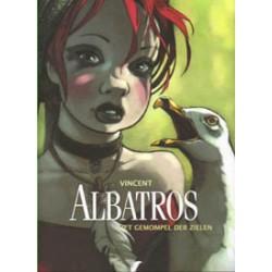 Albatros 03 HC<br>Het gemompel der zielen