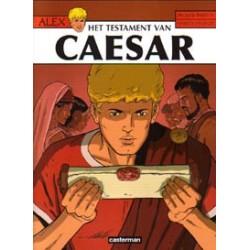 Alex 29<br>Het testament van Caesar