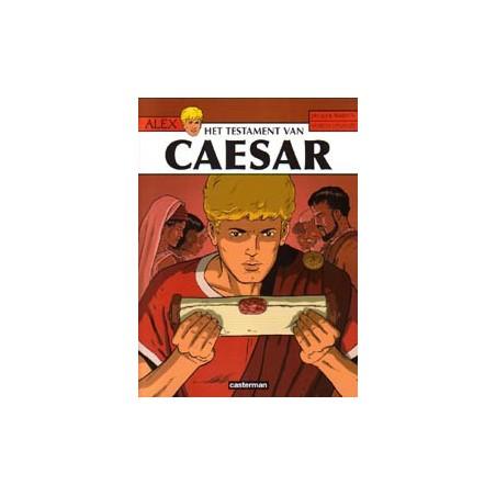Alex  29 Het testament van Caesar