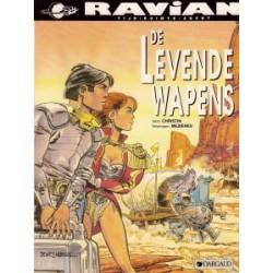 Ravian 14 - De levende wapens 1e druk 1990