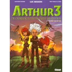 Arthur3 01<br>De oorlog van de twee werelden<br>(filmstrip)