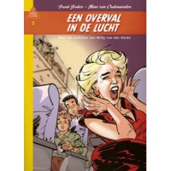 Bob Evers 05 HC<br>Overval in de lucht