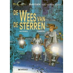 Ravian 17 De wees van de sterren 1e druk 1998