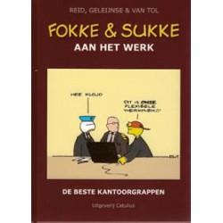 Fokke & Sukke HC aan het werk De beste kantoorgrappen