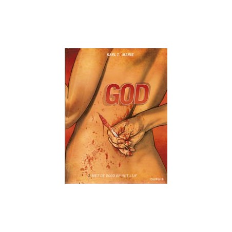 God 01<br>Met de dood op het lijf