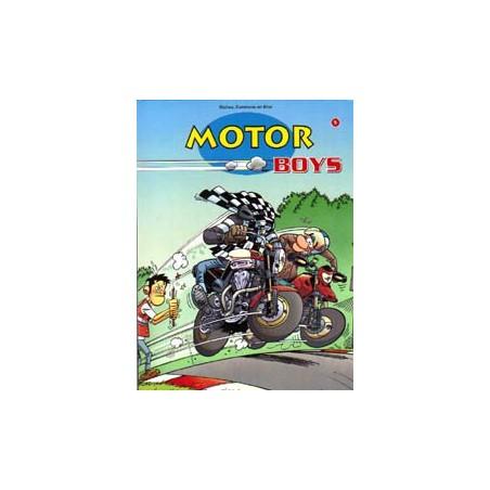 Motor Boys 05 1e druk 2010