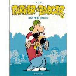 Parker & Badger 05 - Da's mijn broer!