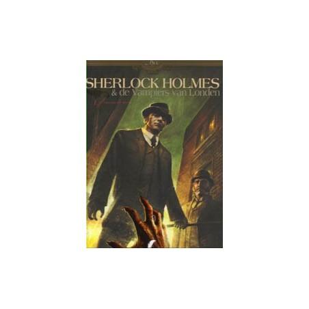 Sherlock Holmes D01 HC De vampiers van Londen 1 De roep van het bloed (Collectie 1800)