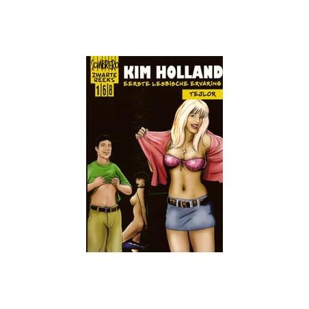 Zwarte reeks  168 Kim Holland Eerste lesbische ervaring