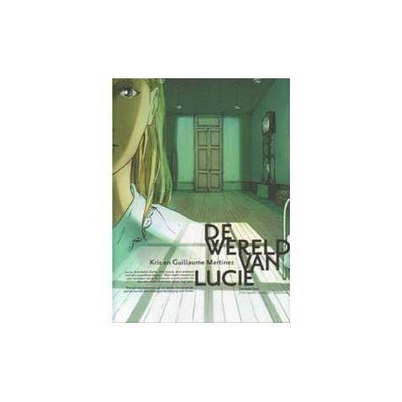 Wereld van Lucie 02 HC Het zwarte monster... overleven...