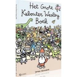 Kabouter Wesley 01 HC<br>Het grote Kabouter Wesley boek