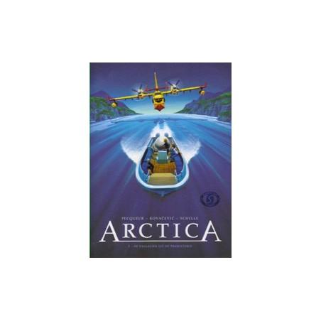 Arctica 03 HC De passagier uit de prehistorie