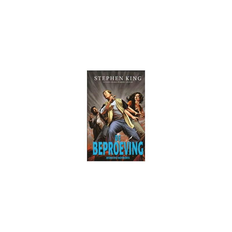 Stephen King De beproeving 02 HC Amerikaanse nachtmerries