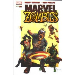 Marvel Zombies NL 01