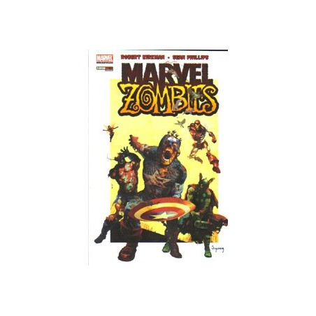 Marvel Zombies NL 01